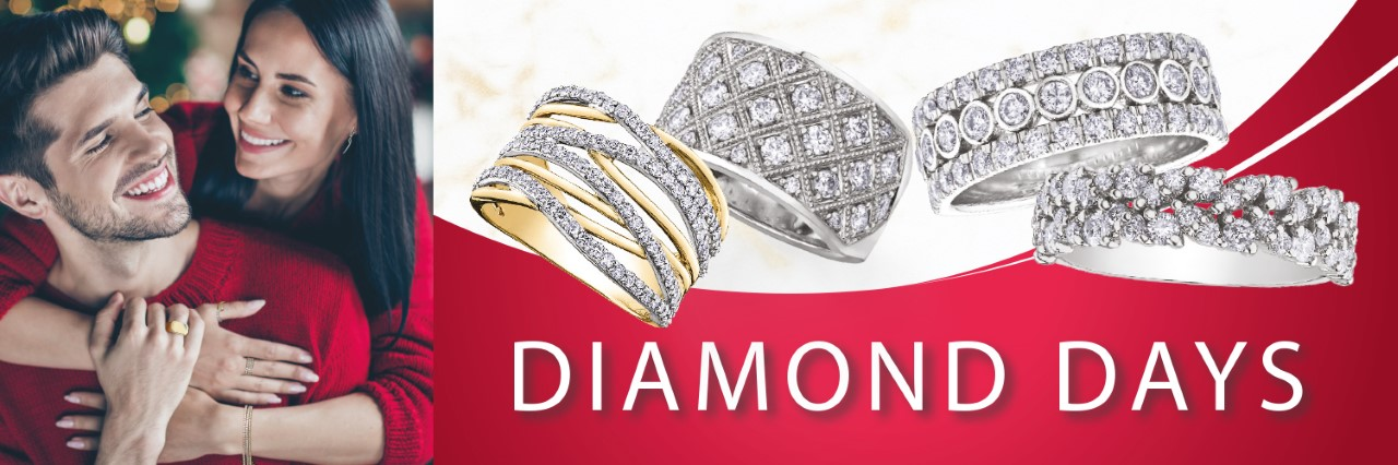 Richardson's Jewellery Diamond Days